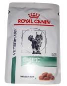 Royal Canin Veterinary Diet Feline Diabetic Cat saszetka 85g