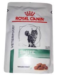 Royal Canin Veterinary Diet Feline Diabetic Cat saszetka 85g