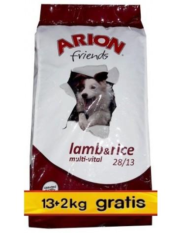 Arion Friends For Ever Multi-Vital 28/13 15kg (13+2kg gratis)
