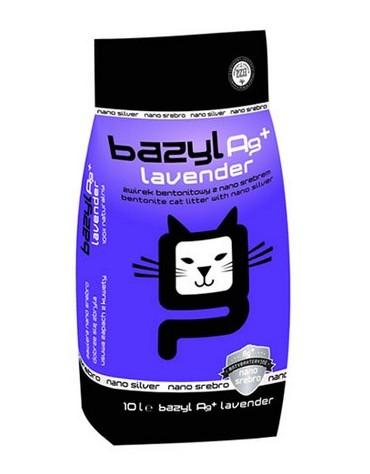 Bazyl Ag+ Lawenda 10L