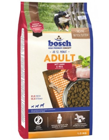 Bosch Adult Lamb & Rice 1kg