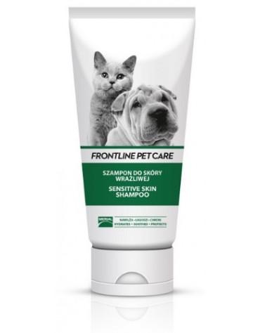 Frontline Pet Care Szampon dla skóry wrażliwej - dla psa i kota 200ml