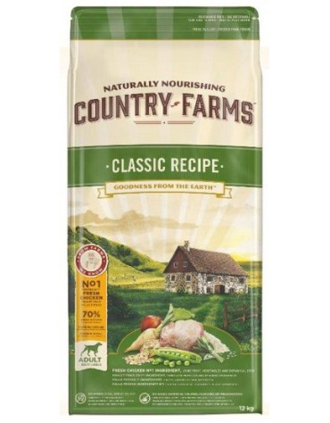 Country Farms Classic Adult Chicken 12kg