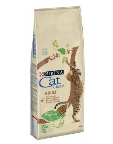 Purina Cat Chow Adult z kaczką 14kg