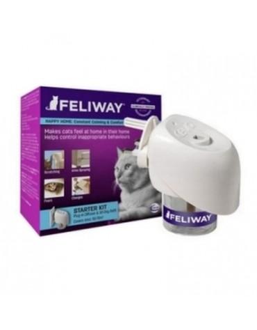 Feliway - kocie feromony Zestaw Startowy (Dyfuzor+wkład)
