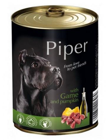 Piper Pies Dziczyzna i dynia puszka 800g