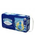 Catsan Smart Pack 2x4L - żwirek i mata żelująca dla dłuższej świeżości