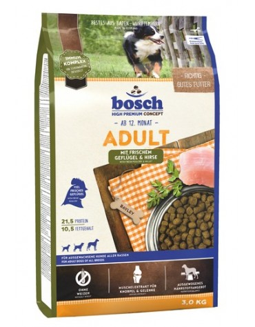 Bosch Adult G&H Drób i Proso 3kg