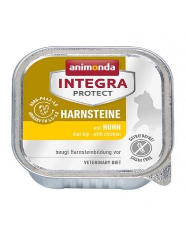 Animonda Integra Protect Harnsteine dla kota - z kurczakiem tacka 100g