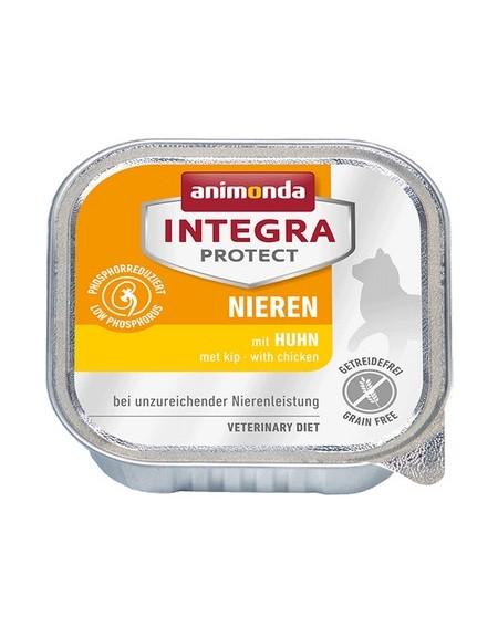 Animonda Integra Protect Nieren dla kota - z kurczakiem tacka 100g