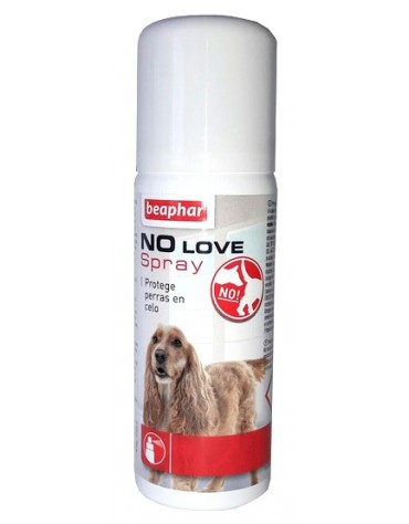Beaphar No Love - preparat na czas cieczki spray 50ml