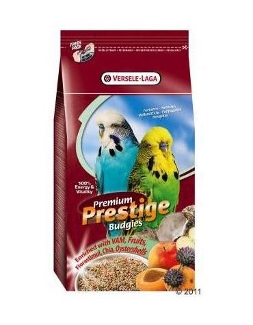 Versele-Laga Prestige Budgies Premium papużka falista 1kg