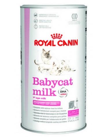 Royal Canin Babycat Milk pełnoporcjowy preparat mlekozastępczy dla kociąt do 2 miesiąca życia 300g