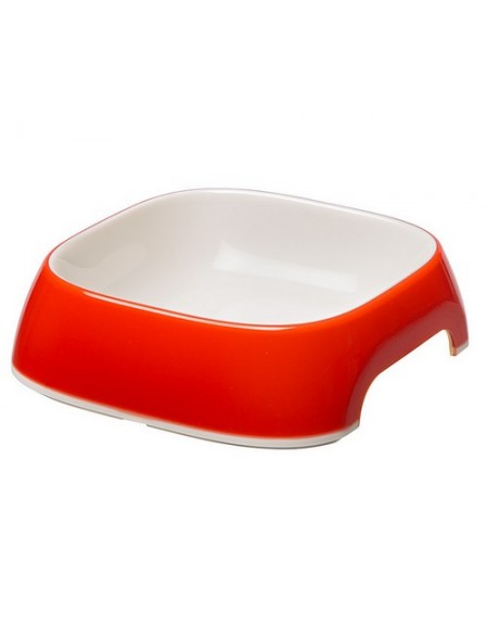 Ferplast Glam Miska Extra Small (XS) czerwona