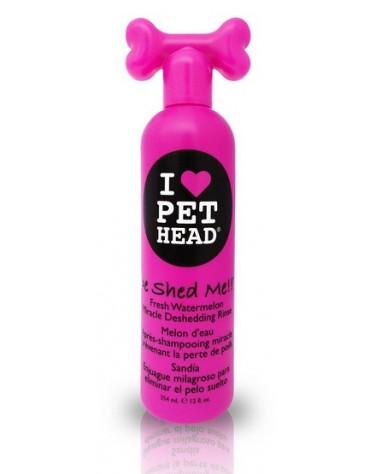 Pet Head De Shed Me!! Rinse odżywka redukująca wypadanie sierści 354ml
