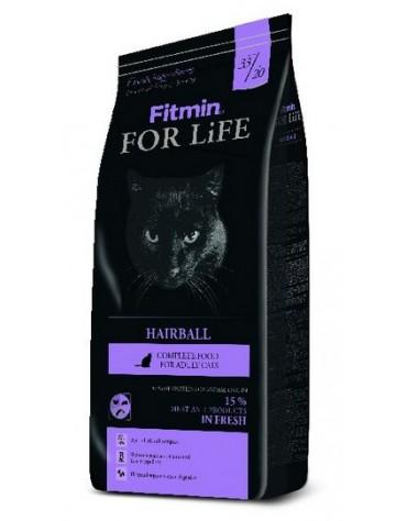 Fitmin Cat For Life Hairball 1,8kg