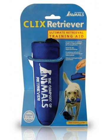 Clix Retriever - akcesorium treningowe - niebieski