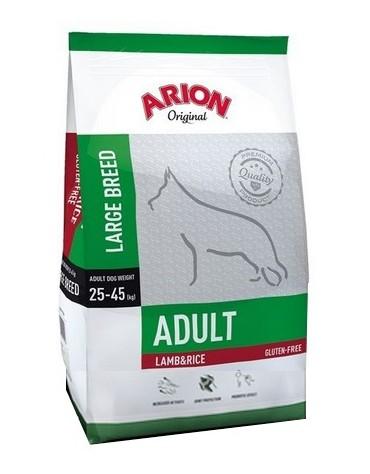 Arion Original Adult Large Lamb & Rice 12kg
