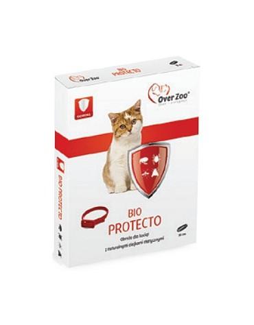 Over Zoo Bio Protecto Obroża dla kociąt 35cm