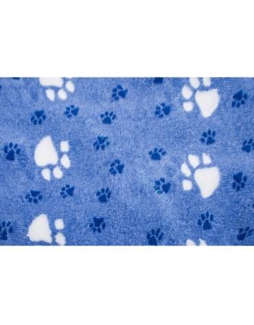 Canifel DryBed Posłanie 75x50cm Big Paw BL - niebieskie