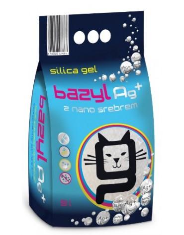 Bazyl Ag+ Silica gel 5L