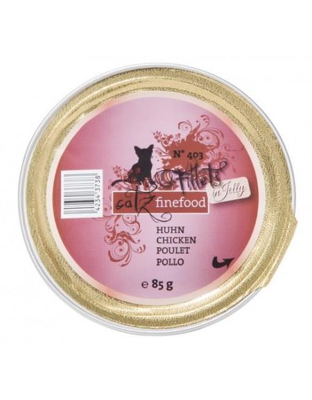Catz Finefood Filety N.403 Kurczak tacka 85g