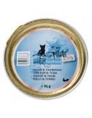 Catz Finefood Filety N.413 Kurczak/Tuńczyk tacka 85g