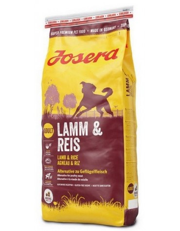 Josera Adult Lamb & Rice 4,5kg (5x900g)