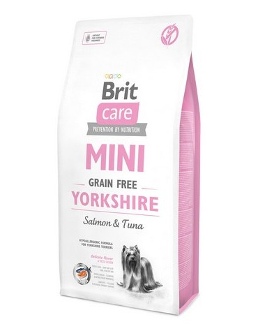 Brit Care Grain Free Mini Yorkshire 2kg