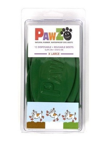 Pawz Obuwie gumowe XL 12szt