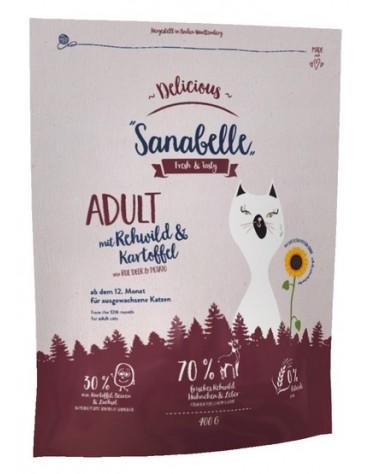 Sanabelle Adult Sarna + Ziemniaki 400g