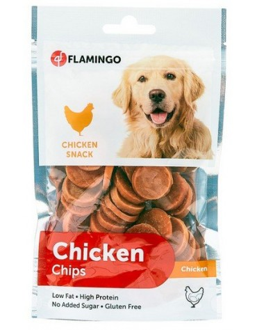 Flamingo Chick'N Chips 85g