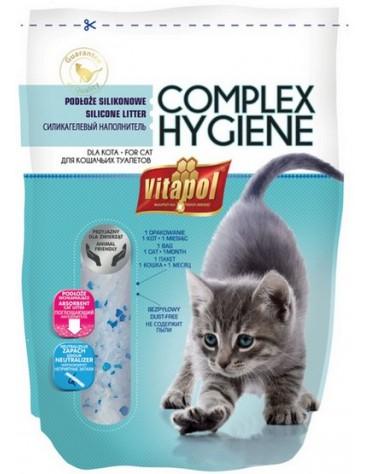 Vitapol Piasek Silikonowy dla kota bezzapachowy 3,8L [4872]