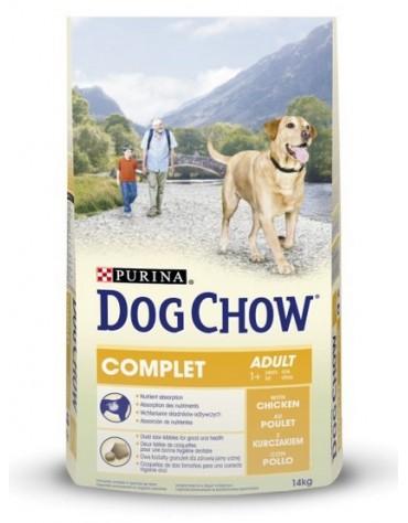 Purina Dog Chow Complet Kurczak 14kg