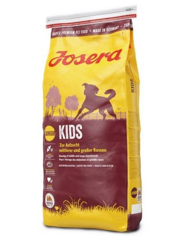 Josera Emotion Kids Junior 4,5kg (5x900g)
