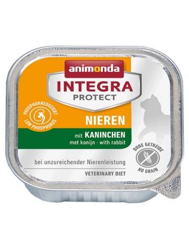 Animonda Integra Protect Nieren dla kota - z królikiem tacka 100g