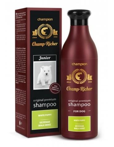 Champ-Richer Szampon dla szczeniąt o sierści białej i jasnej 250ml
