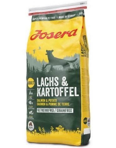 Josera Adult Lachs & Kartoffel 4,5kg (5x900g)
