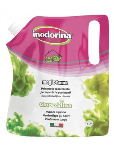 Inodorina Płyn do mycia Clorexidina - z chlorheksydyną 1L