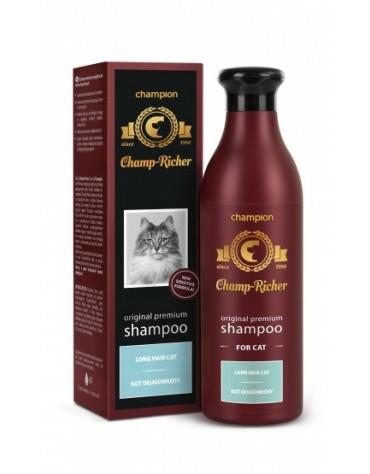 Champ-Richer Szampon dla kotów długowłosych 250ml