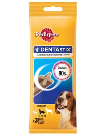 Pedigree Dentastix 10+kg 77g
