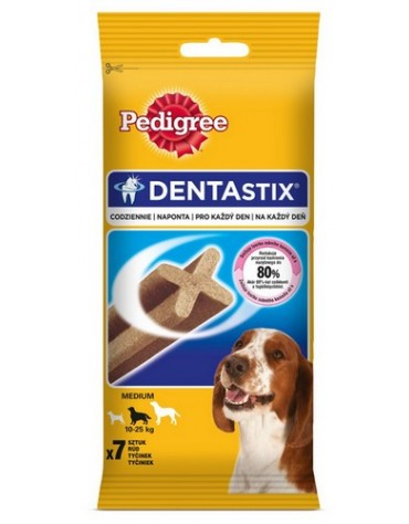 Pedigree Dentastix 10+kg 180g