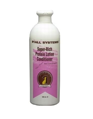 1 All Systems Super Rich Protein Lotion Conditioner Odżywka na bazie protein roślinnych i ziół 250ml
