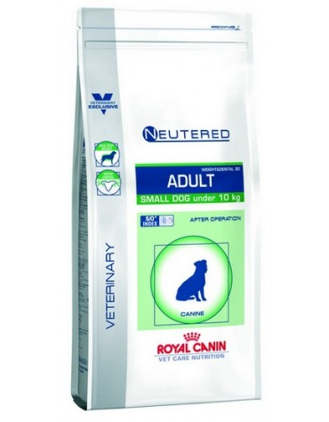 Royal Canin Vet Care Nutrition Neutered Small Adult Weight & Dental 30 800g