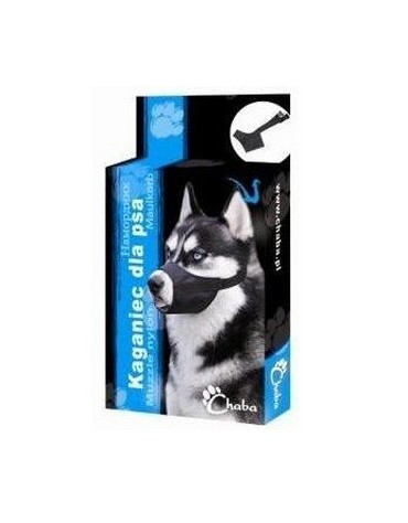CHABA Kaganiec materiałowy dla psa nr 12