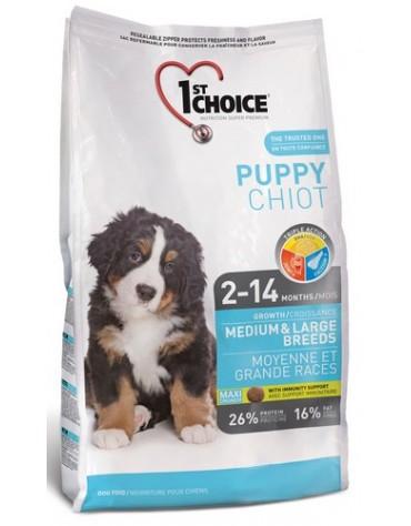 1st Choice Puppy Dog Growth Medium & Large Breeds 15kg