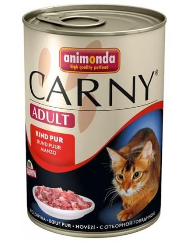 Animonda Carny Adult Wołowina puszka 400g