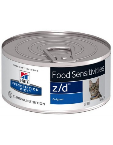 Hill's Prescription Diet z/d Feline 156g