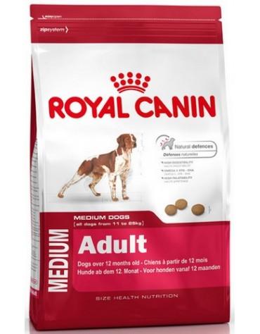 Royal Canin Medium Adult karma sucha dla psów dorosłych, ras średnich 4kg