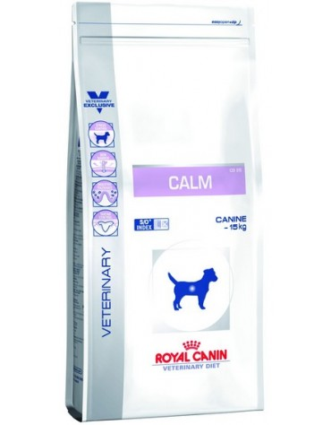 Royal Canin Veterinary Diet Canine Calm Dog CD25 4kg